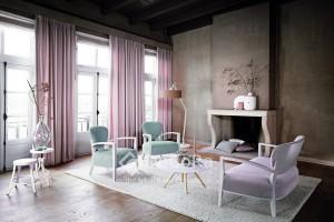 draaperii-lux-draperie-roz-elegant-clasic