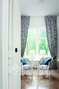 draperii-lux-draperie-alb-negru-model-floral-living-elegant-modern