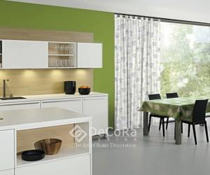 draperie-alb-negru-verde-model-abstract-modern-tineresc